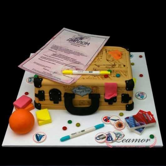 Торт повышение квалификации