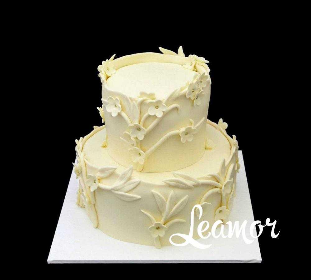 Свадебный торт сакура