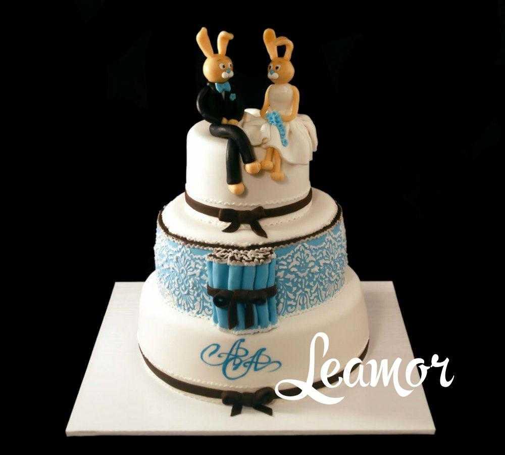 Свадебный торт Элегантность