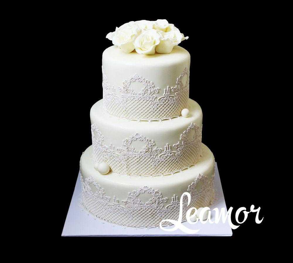 Свадебный торт Аристократка
