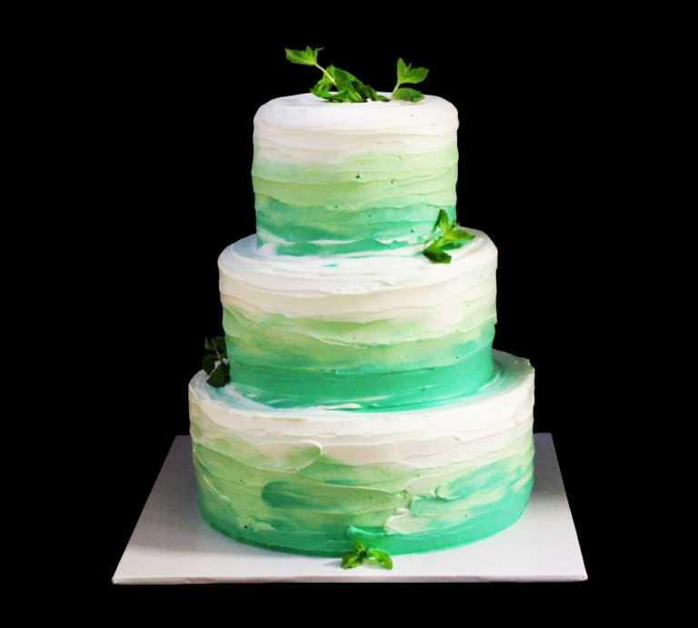 Свадебный торт Мальдивы