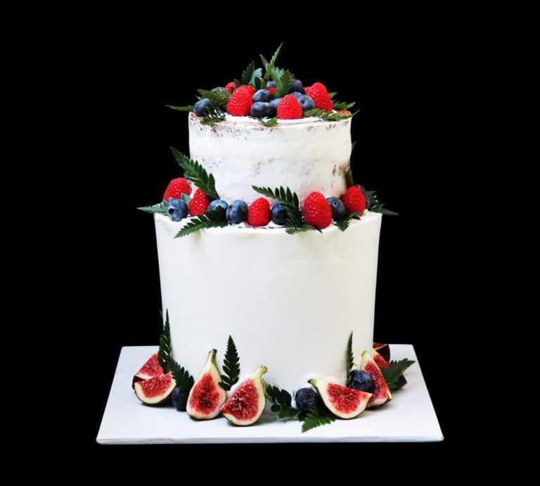 Свадебный торт Плоды страсти