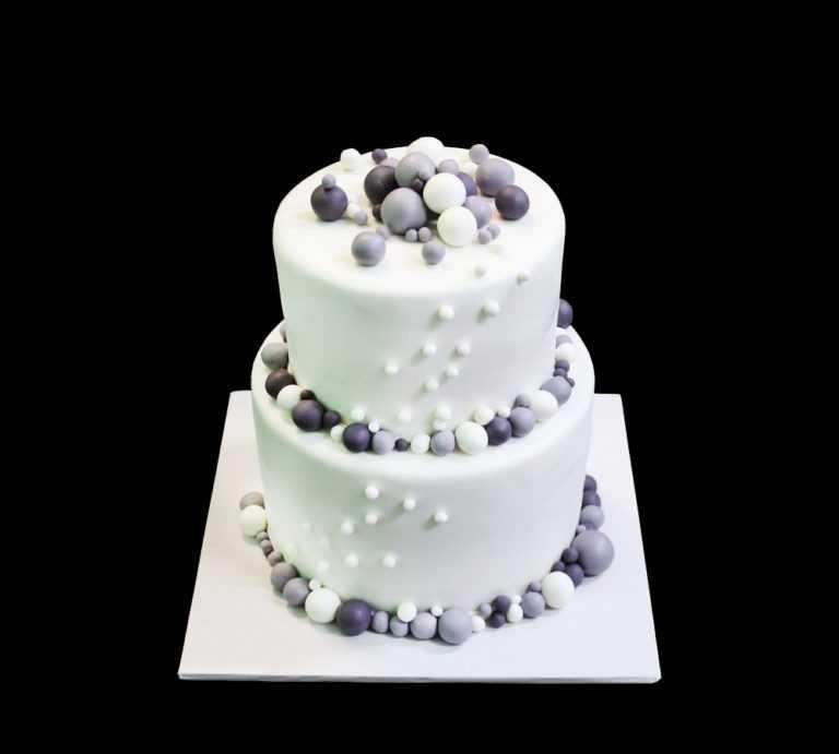 Свадебный торт Сладкая Галактика