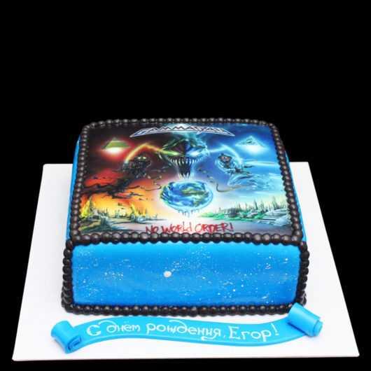 Торт Альбом Gamma ray